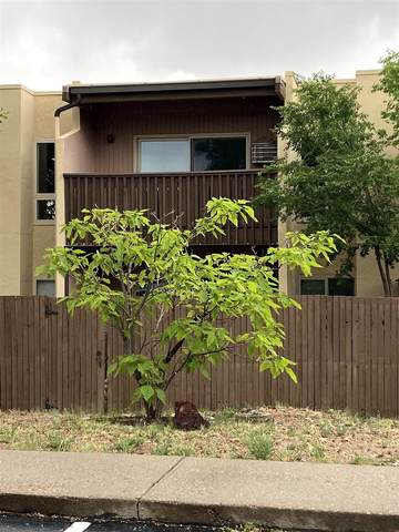 155 Calle Ojo Feliz Unit N, Santa Fe, NM 87505 (MLS #202102395) :: Stephanie Hamilton Real Estate