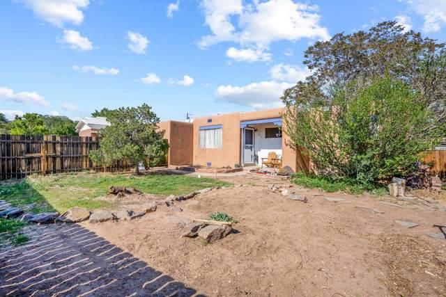 219 Miramonte, Santa Fe, NM 87501 (MLS #202102430) :: The Very Best of Santa Fe