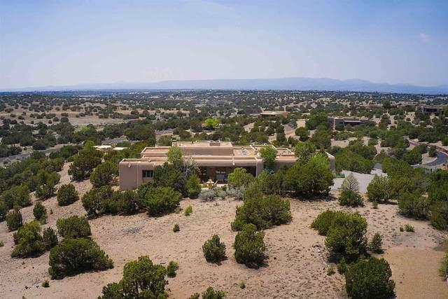 96 Estates Drive, Santa Fe, NM 87506 (MLS #202102439) :: The Very Best of Santa Fe