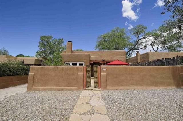 217 Sena St Abc, Santa Fe, NM 87505 (MLS #202102443) :: Stephanie Hamilton Real Estate