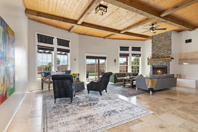 6 Loretto Trail, Lamy, NM 87540 (MLS #202102451) :: Summit Group Real Estate Professionals