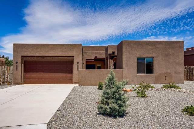 38 Caballo Viejo, Santa Fe, NM 87508 (MLS #202102453) :: Berkshire Hathaway HomeServices Santa Fe Real Estate