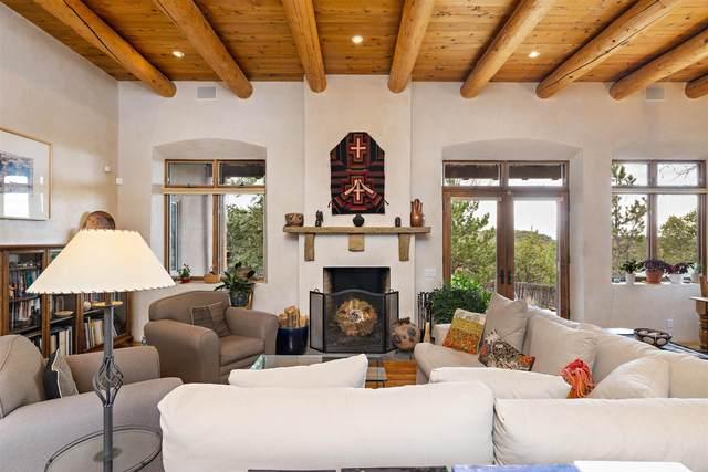 2107 Senda De Daniel, Santa Fe, NM 87501 (MLS #202102456) :: Berkshire Hathaway HomeServices Santa Fe Real Estate