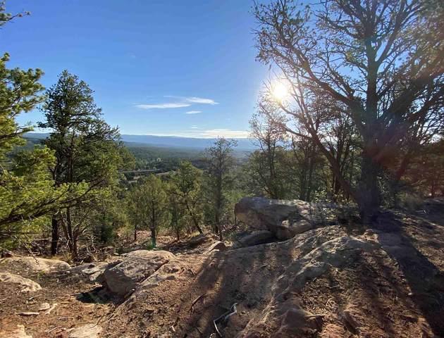 64 The Cliffs View, Glorieta, NM 87535 (MLS #202102461) :: Berkshire Hathaway HomeServices Santa Fe Real Estate