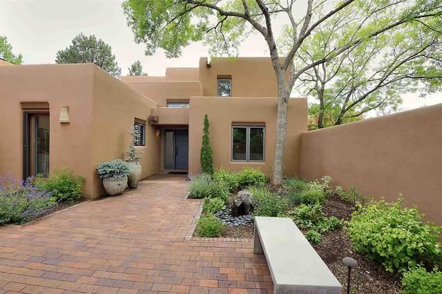 712 Calle Del Resplandor #14, Santa Fe, NM 87505 (MLS #202102463) :: Neil Lyon Group | Sotheby's International Realty