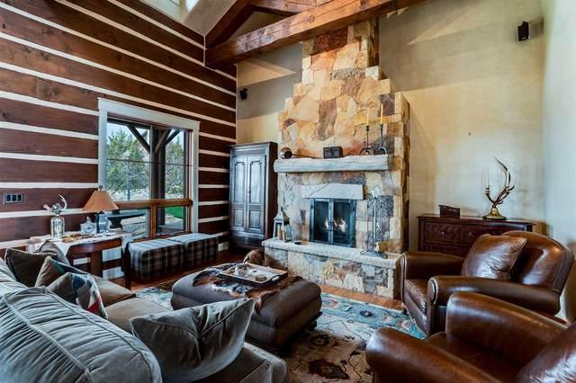 3 Campo De La Vegas, Santa Fe, NM 87506 (MLS #202102474) :: Berkshire Hathaway HomeServices Santa Fe Real Estate