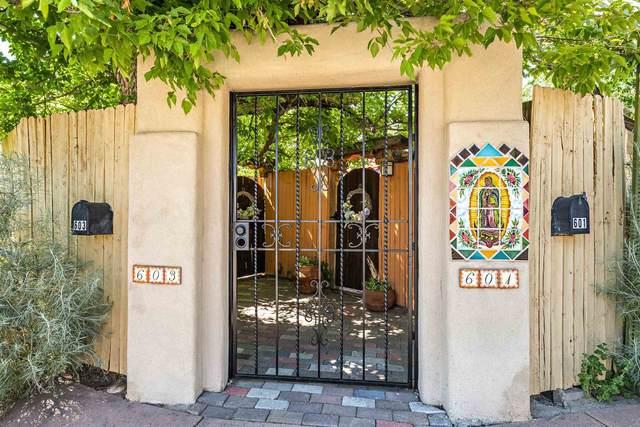 601 Alto Street - And 603 And 605, Santa Fe, NM 87501 (MLS #202102493) :: Berkshire Hathaway HomeServices Santa Fe Real Estate