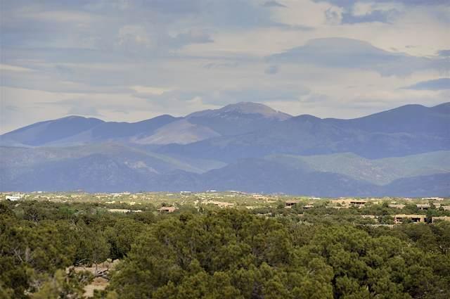 4 Calle Curioso Lot 8, Santa Fe, NM 87506 (MLS #202102500) :: Berkshire Hathaway HomeServices Santa Fe Real Estate