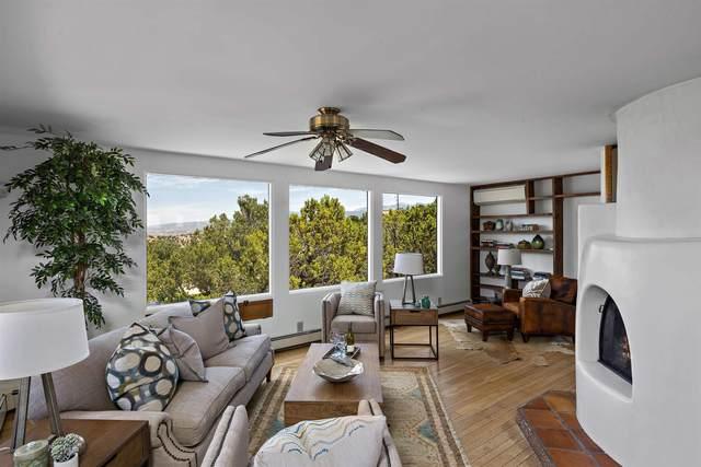 319 Tano Road, Santa Fe, NM 87506 (MLS #202102502) :: The Very Best of Santa Fe