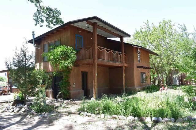 303 Co Rd 59 La Canova, La Canova, NM 87582 (MLS #202102503) :: Berkshire Hathaway HomeServices Santa Fe Real Estate