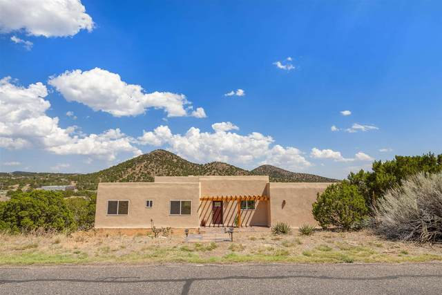 9 Calle Electra, Santa Fe, NM 87508 (MLS #202102506) :: Summit Group Real Estate Professionals