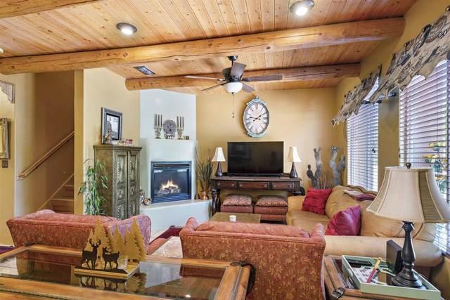 4 Emory Pass, Santa Fe, NM 87508 (MLS #202102508) :: Summit Group Real Estate Professionals