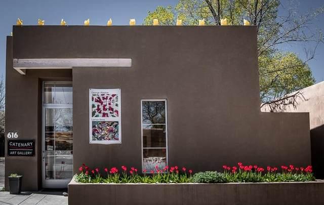 616 1/2 Canyon Road, Santa Fe, NM 87501 (MLS #202102519) :: Berkshire Hathaway HomeServices Santa Fe Real Estate