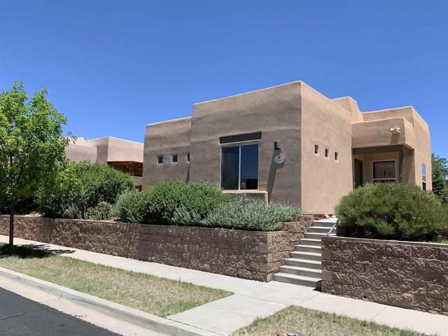 12 Gallina Peak, Santa Fe, NM 87508 (MLS #202102523) :: The Very Best of Santa Fe