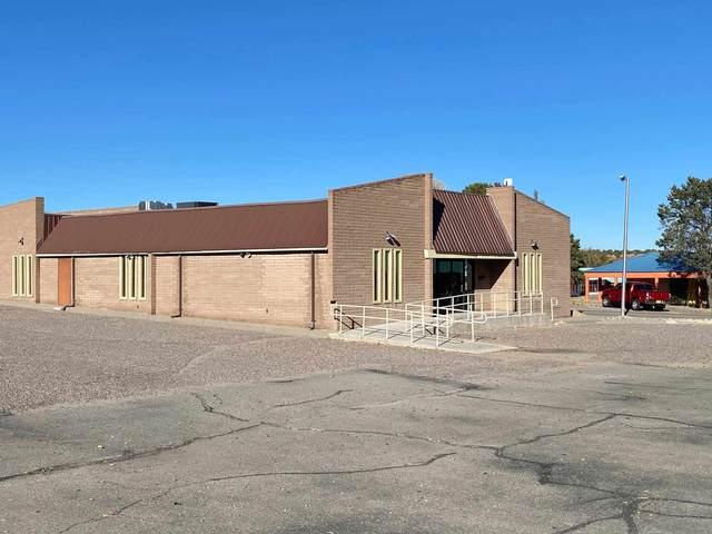 113 Longview Dr, Los Alamos, NM 87547 (MLS #202102532) :: The Very Best of Santa Fe