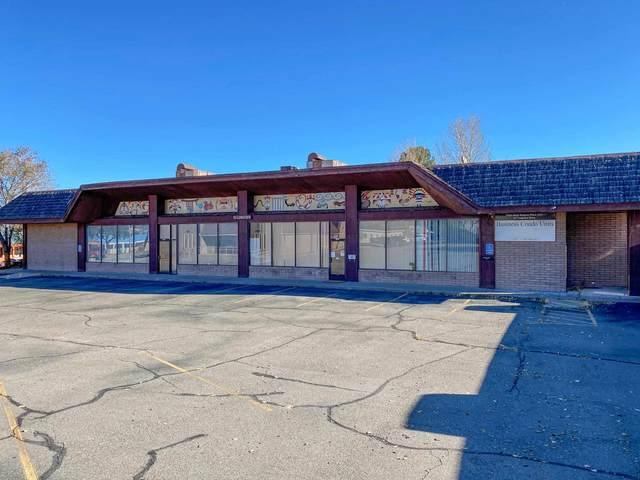 111 Longview Dr, Los Alamos, NM 87547 (MLS #202102535) :: The Very Best of Santa Fe