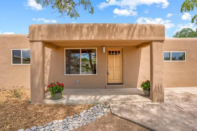 1215 Vitalia, Santa Fe, NM 87505 (MLS #202102539) :: Neil Lyon Group   Sotheby's International Realty