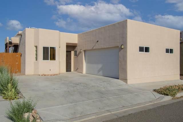 1565 Shalako Way, Santa Fe, NM 87507 (MLS #202102541) :: Summit Group Real Estate Professionals