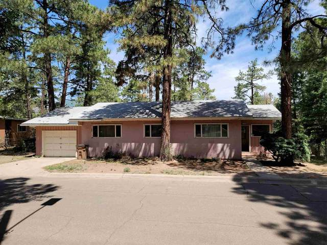 1916 Spruce, Los Alamos, NM 87544 (MLS #202102549) :: Summit Group Real Estate Professionals