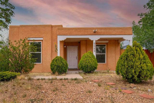 4444 Calle Turquesa, Santa Fe, NM 87507 (MLS #202102555) :: Neil Lyon Group   Sotheby's International Realty