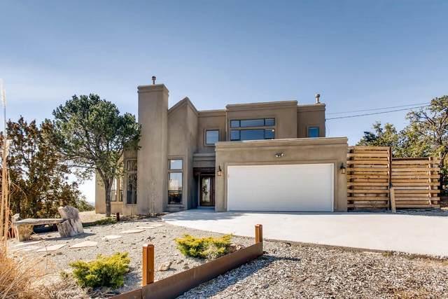 12 Zonie Way, Santa Fe, NM 87505 (MLS #202102562) :: Summit Group Real Estate Professionals