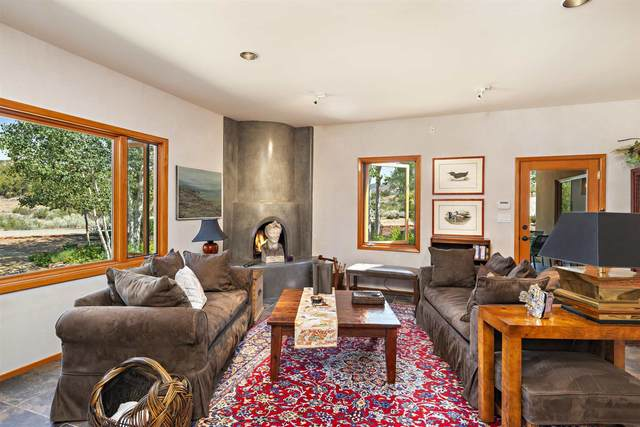 92 Alteza, Santa Fe, NM 87508 (MLS #202102568) :: Summit Group Real Estate Professionals