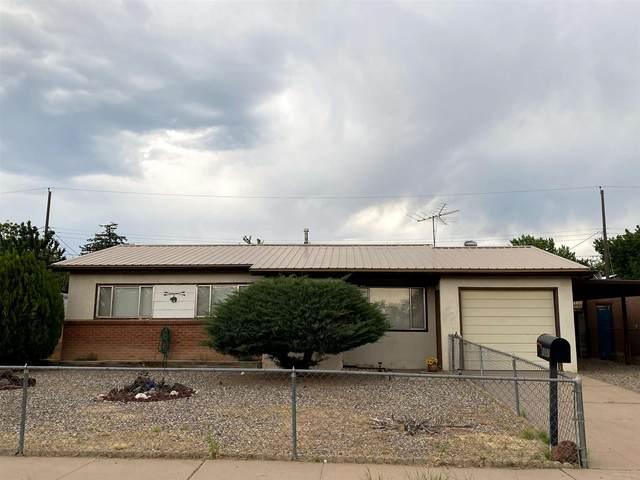 1001 Calle Vianson, Santa Fe, NM 87507 (MLS #202102569) :: Summit Group Real Estate Professionals