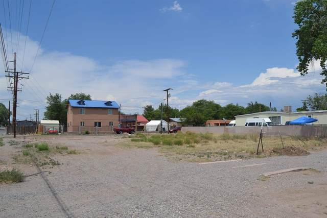 Lot 1 & 2 North Railroad Ave., Espanola, NM 87532 (MLS #202102600) :: The Very Best of Santa Fe