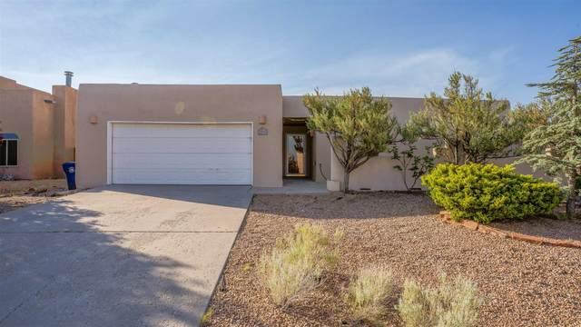 7430 Saratoga Lane, Santa Fe, NM 87507 (MLS #202102604) :: Neil Lyon Group | Sotheby's International Realty