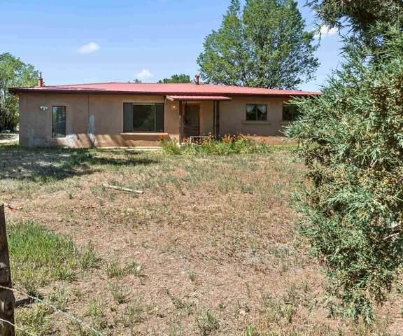 824 Witt Road, Taos, NM 87571 (MLS #202102612) :: The Very Best of Santa Fe