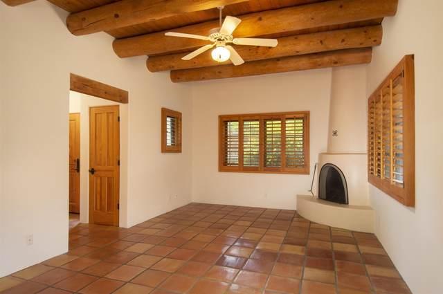 211 Rosario Blvd Unit 17 Unit 17, Santa Fe, NM 87501 (MLS #202102615) :: Summit Group Real Estate Professionals
