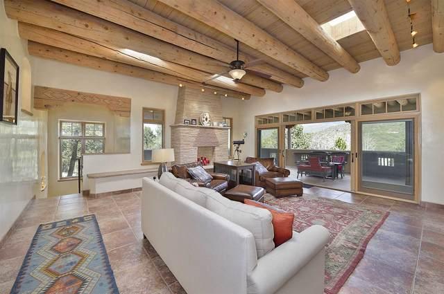 1264 N Summit Dr, Santa Fe, NM 87501 (MLS #202102622) :: Summit Group Real Estate Professionals