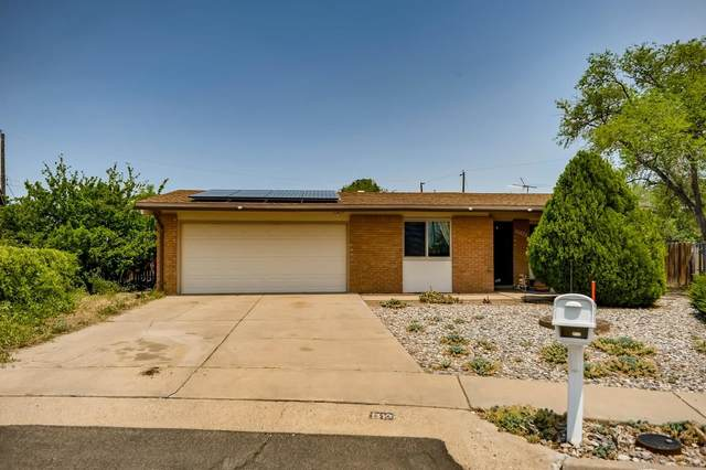 1113 Siringo Court, Santa Fe, NM 87507 (MLS #202102631) :: Neil Lyon Group | Sotheby's International Realty