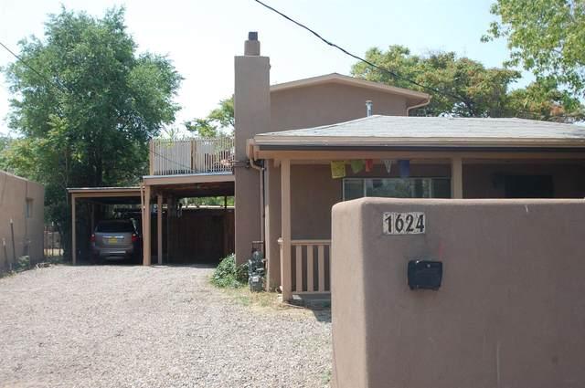 1624 Paseo De Peralta, Santa Fe, NM 87501 (MLS #202102635) :: Neil Lyon Group | Sotheby's International Realty