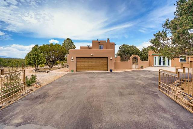 166 Monte Rey Dr S, Los Alamos, NM 87547 (MLS #202102636) :: Neil Lyon Group | Sotheby's International Realty