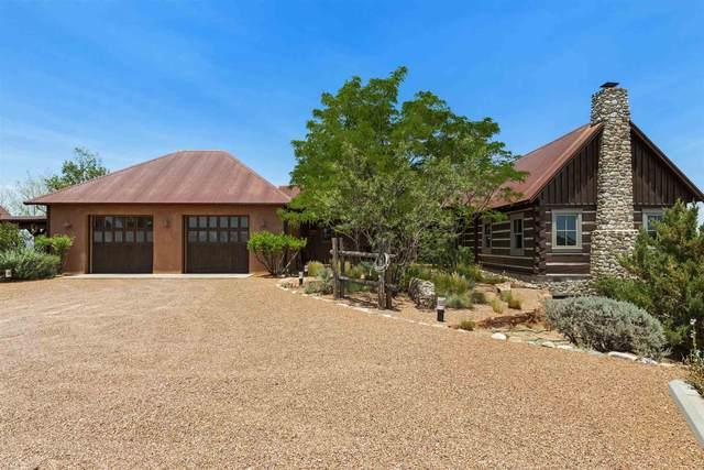 2 Campo Montoso, Santa Fe, NM 87506 (MLS #202102644) :: Neil Lyon Group | Sotheby's International Realty