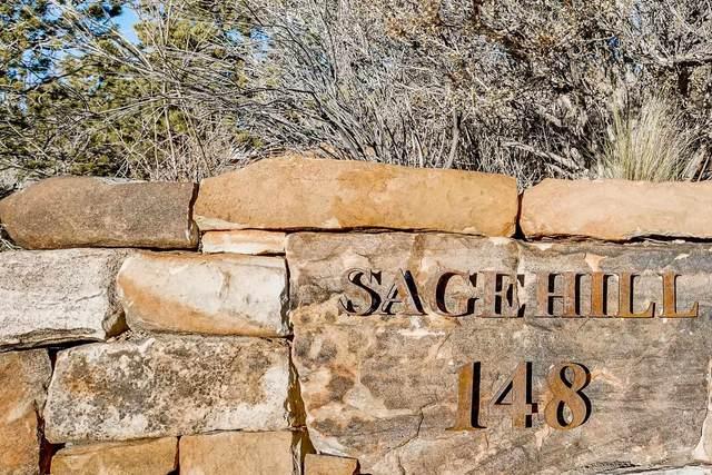 148 Barranca Road, Santa Fe, NM 87501 (MLS #202102645) :: Neil Lyon Group | Sotheby's International Realty
