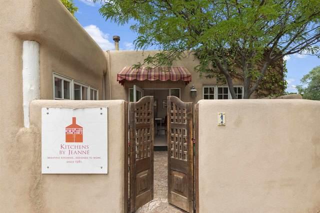 631 Old Santa Fe Trail #1, Santa Fe, NM 87505 (MLS #202102655) :: Berkshire Hathaway HomeServices Santa Fe Real Estate