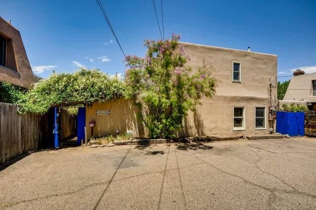 1041 E Don Diego Avenue, Santa Fe, NM 87505 (MLS #202102658) :: Berkshire Hathaway HomeServices Santa Fe Real Estate