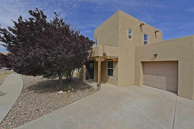 6453 Cerros Grandes Dr, Santa Fe, NM 87507 (MLS #202102662) :: The Very Best of Santa Fe