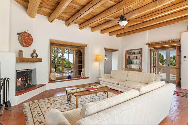 28 & 44 Paseo Encantado Sw, Santa Fe, NM 87506 (MLS #202102671) :: Stephanie Hamilton Real Estate