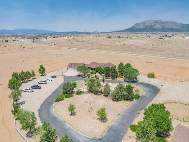 445 State Road 344, Edgewood, NM 87015 (MLS #202102681) :: Neil Lyon Group | Sotheby's International Realty
