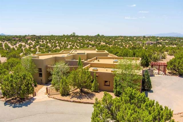 29 Rabbitbrush, Santa Fe, NM 87506 (MLS #202102699) :: The Very Best of Santa Fe