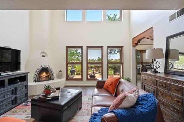 2965 Camino Piedra Lumbre, Santa Fe, NM 87505 (MLS #202102700) :: Neil Lyon Group | Sotheby's International Realty