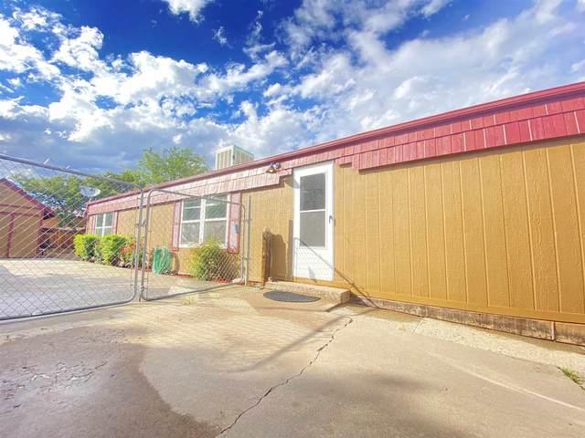 1276 Cheyenne, Los Alamos, NM 87544 (MLS #202102708) :: Berkshire Hathaway HomeServices Santa Fe Real Estate
