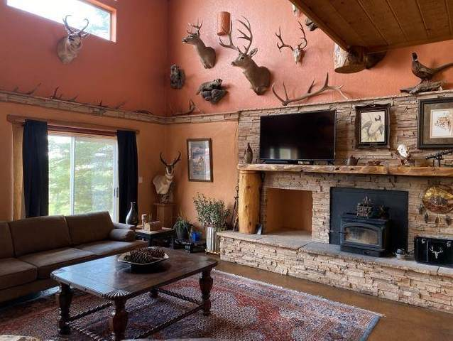15930 Us Hwy 64 West 84 North, Chama, NM 87520 (MLS #202102709) :: The Very Best of Santa Fe