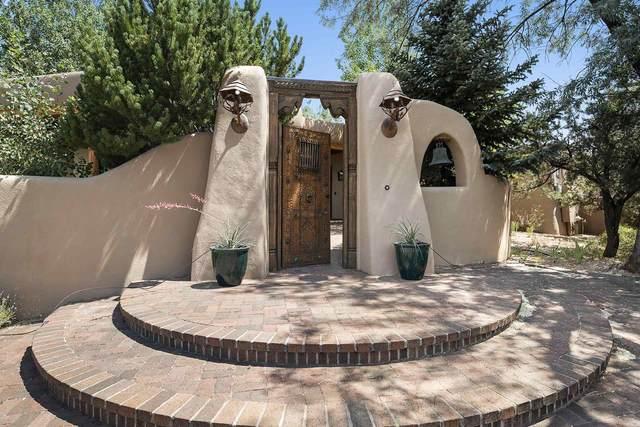 1114 Calle Conejo, Santa Fe, NM 87501 (MLS #202102712) :: The Very Best of Santa Fe