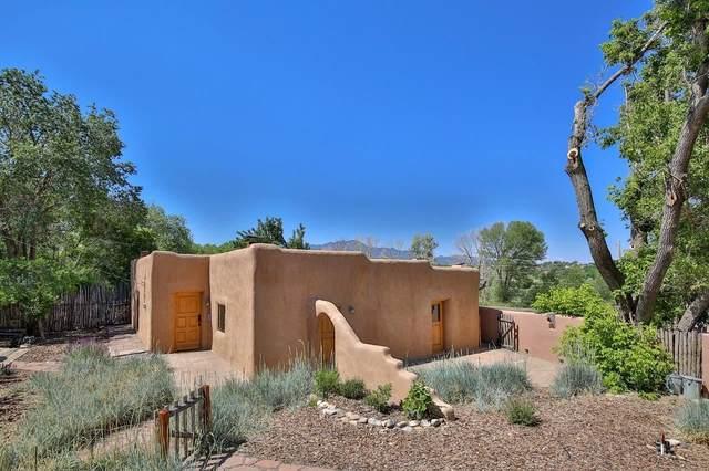 66 E Camino Abajo De La Loma, Taos, NM 87557 (MLS #202102716) :: The Very Best of Santa Fe