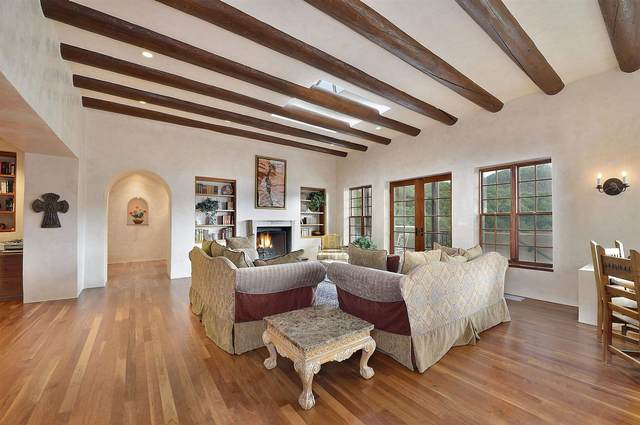 3364 Paseo Segunda & Lot, Santa Fe, NM 87501 (MLS #202102726) :: The Very Best of Santa Fe