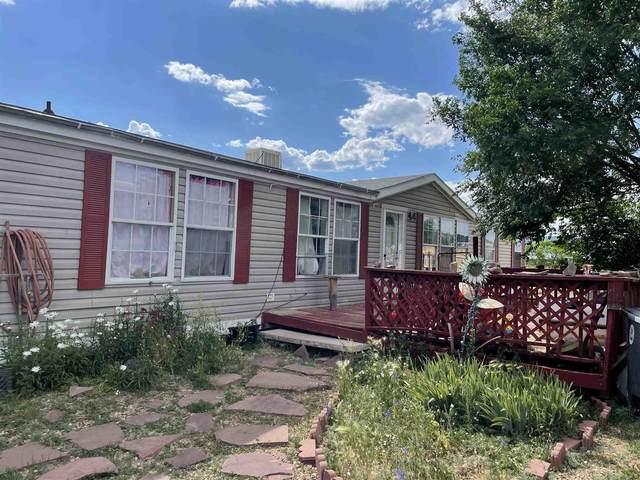 818 Chugar Dr., Las Vegas, NM 87701 (MLS #202102734) :: The Very Best of Santa Fe